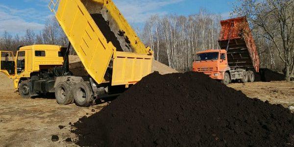 Купить чернозем в Новосибирске