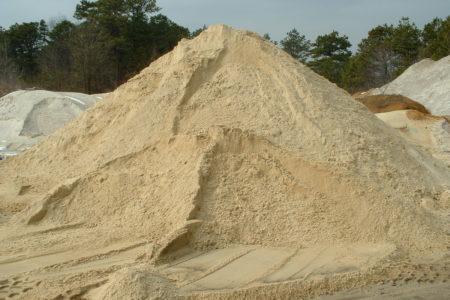 sand-pile